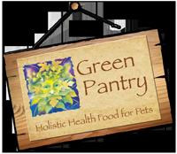 green pantry logo
