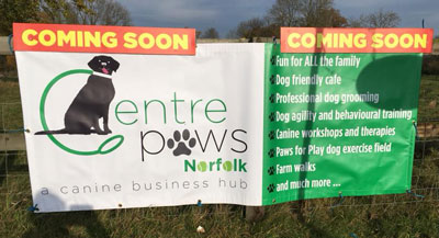 Centre Paws Norfolk